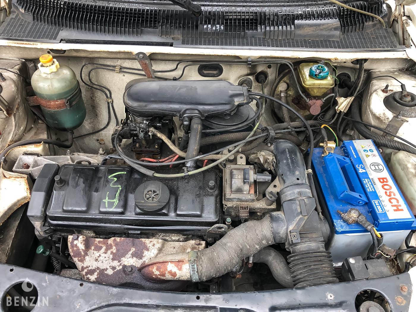 Peugeot 205 XS occasion à vendre