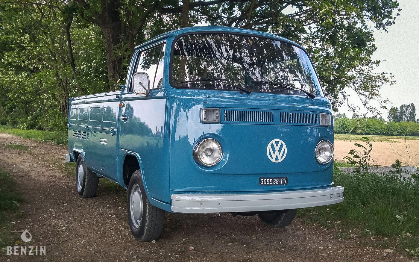 Volkswagen T2 Pick Up a vendre / Volkswagen T2 Pick Up to sell/ Volkswagen T2 Pick Up verkaufen/ Volkswagen T2 Pick Up en venta