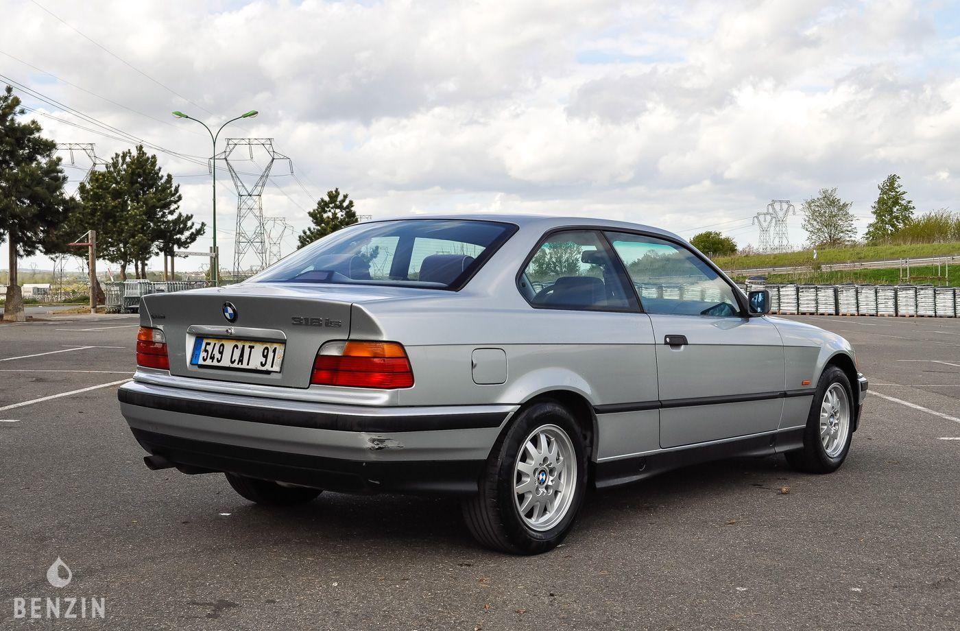 BMW 318is e36 occasion à vendre se vende for sale te koop zu verkaufen