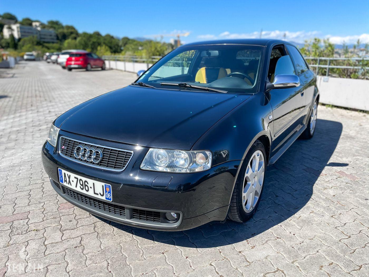 Audi S3 occasion à vendre se vende for sale te koop zu verkaufen