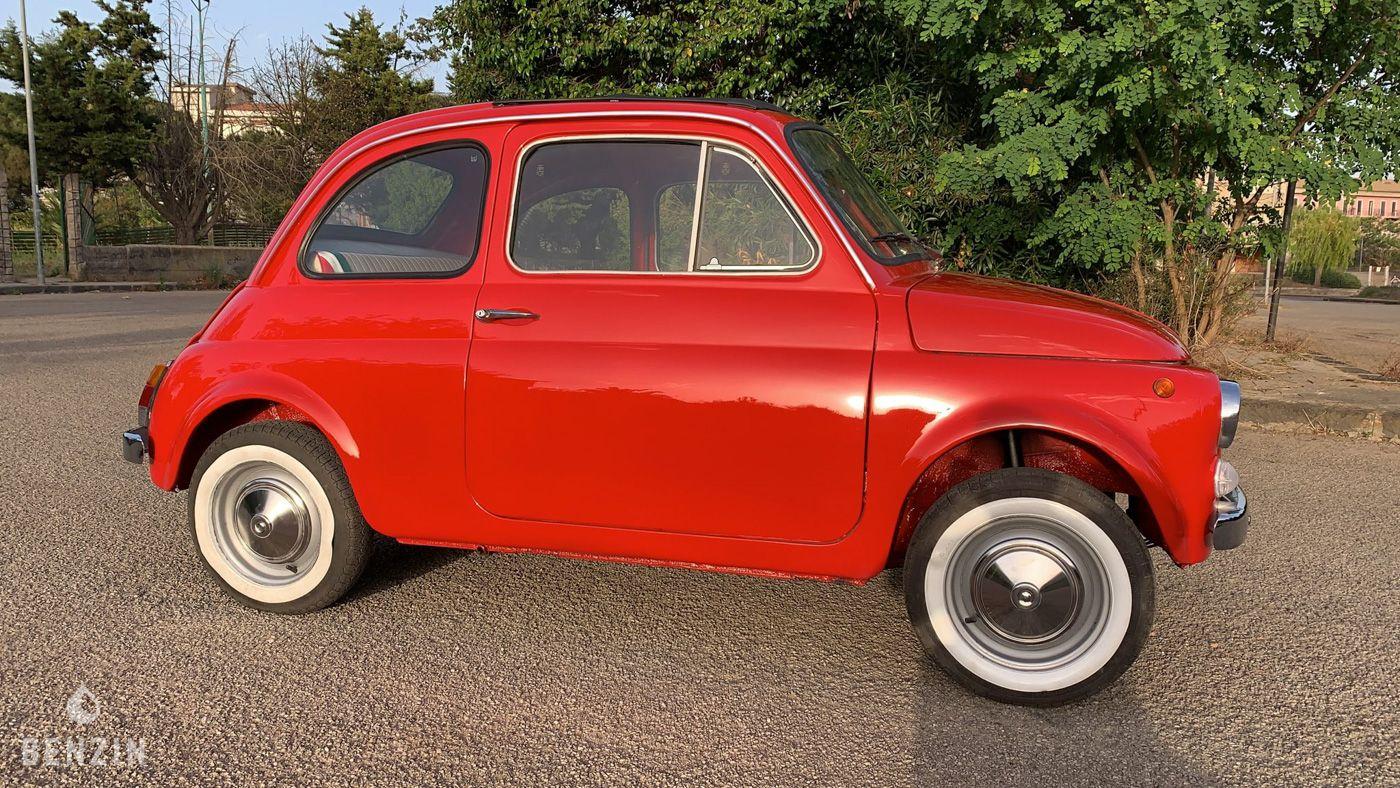 Fiat 500 F a vendre/ Fiat 500 F to sell/ Fiat 500 F verkaufen/ Fiat 500 F en venta
