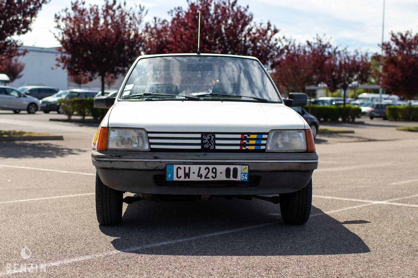 Peugeot 205 Junior occasion à vendre se vende for sale te koop