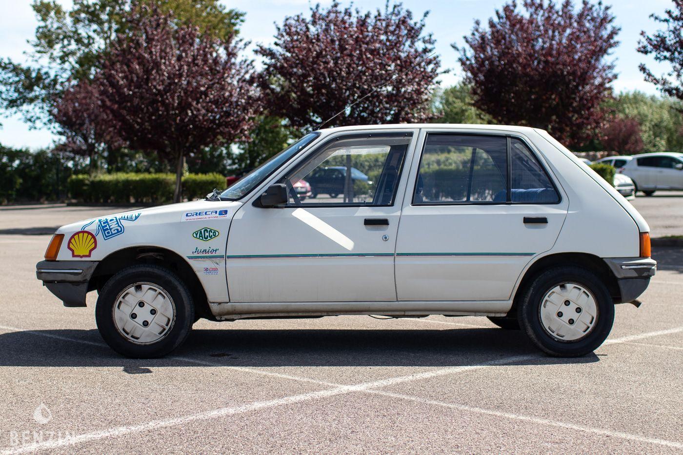 Peugeot 205 Junior occasion à vendre se vende te koop zu verkaufen
