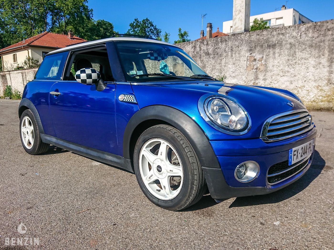 Mini cooper R56 120 1.6 occasion à vendre se vende for sale te koop