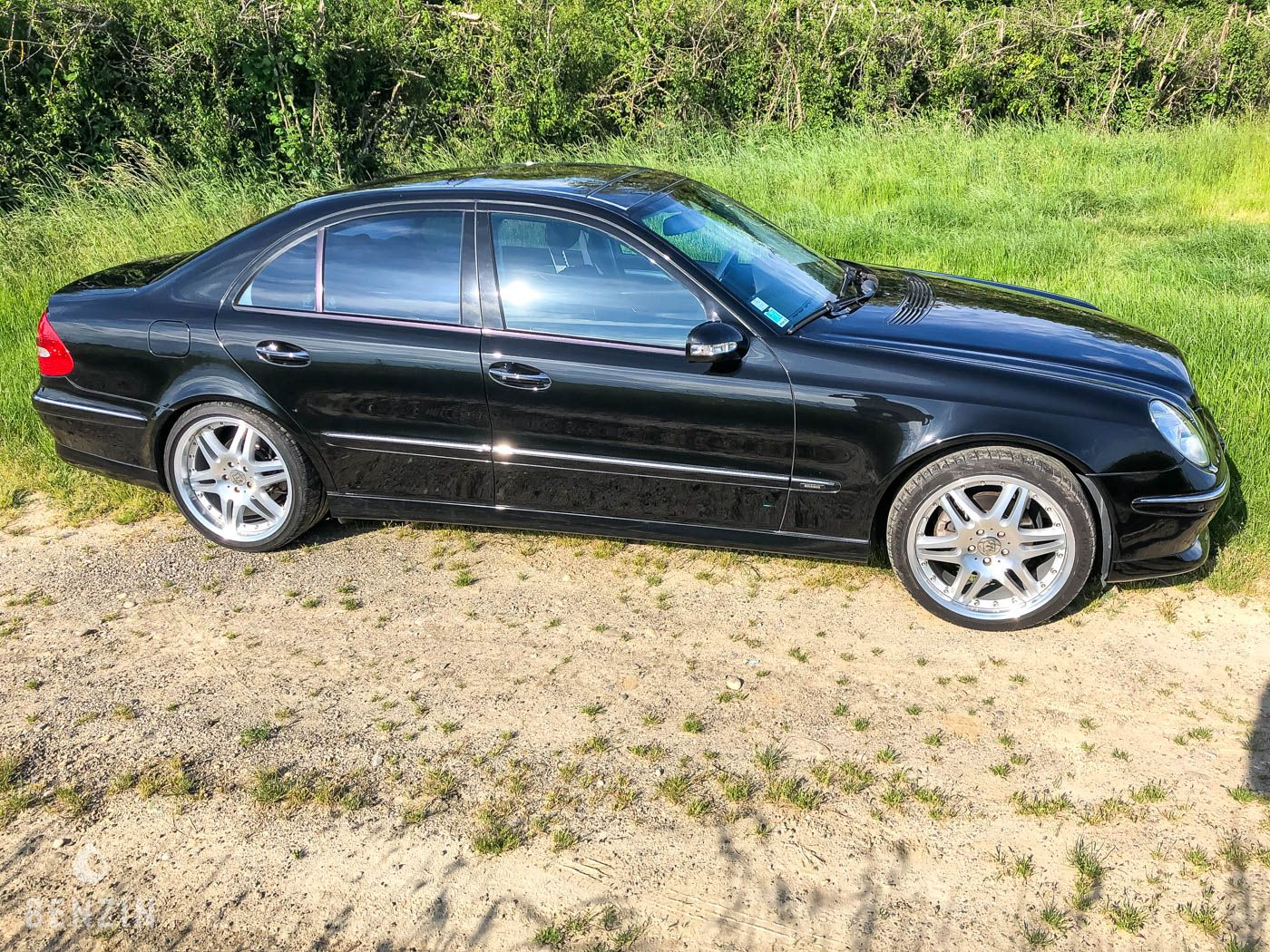 Mercedes e320 brabus B9 Kit performance for sale à vendre occasion te koop se vende zu verkaufen