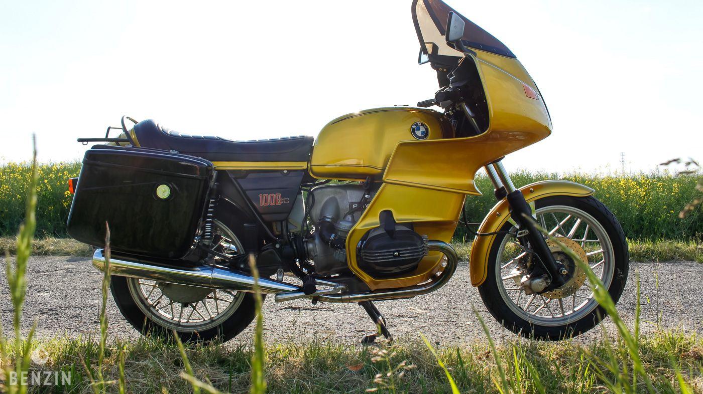 BMW R100RS OCCASION A VENDRE FOR SALE ZU VERKAUFEN EN VENTA IN VENDITA - 1978
