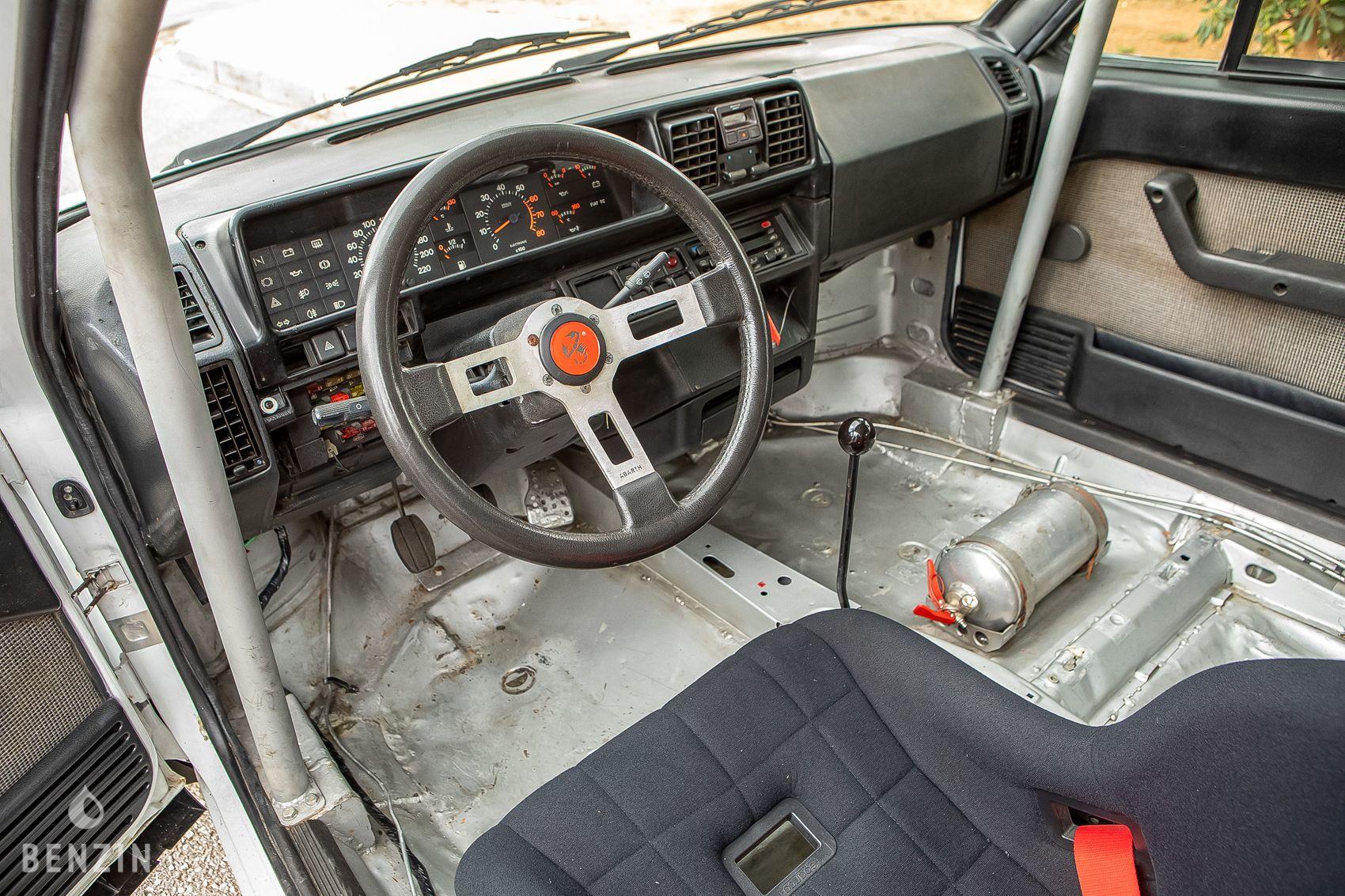 FIAT RITMO ABARTH 130 TC FOR SALE EN VENTE A VENDRE EN VENTA EN VENDITA TE KOOP SU VERKAUFEN
