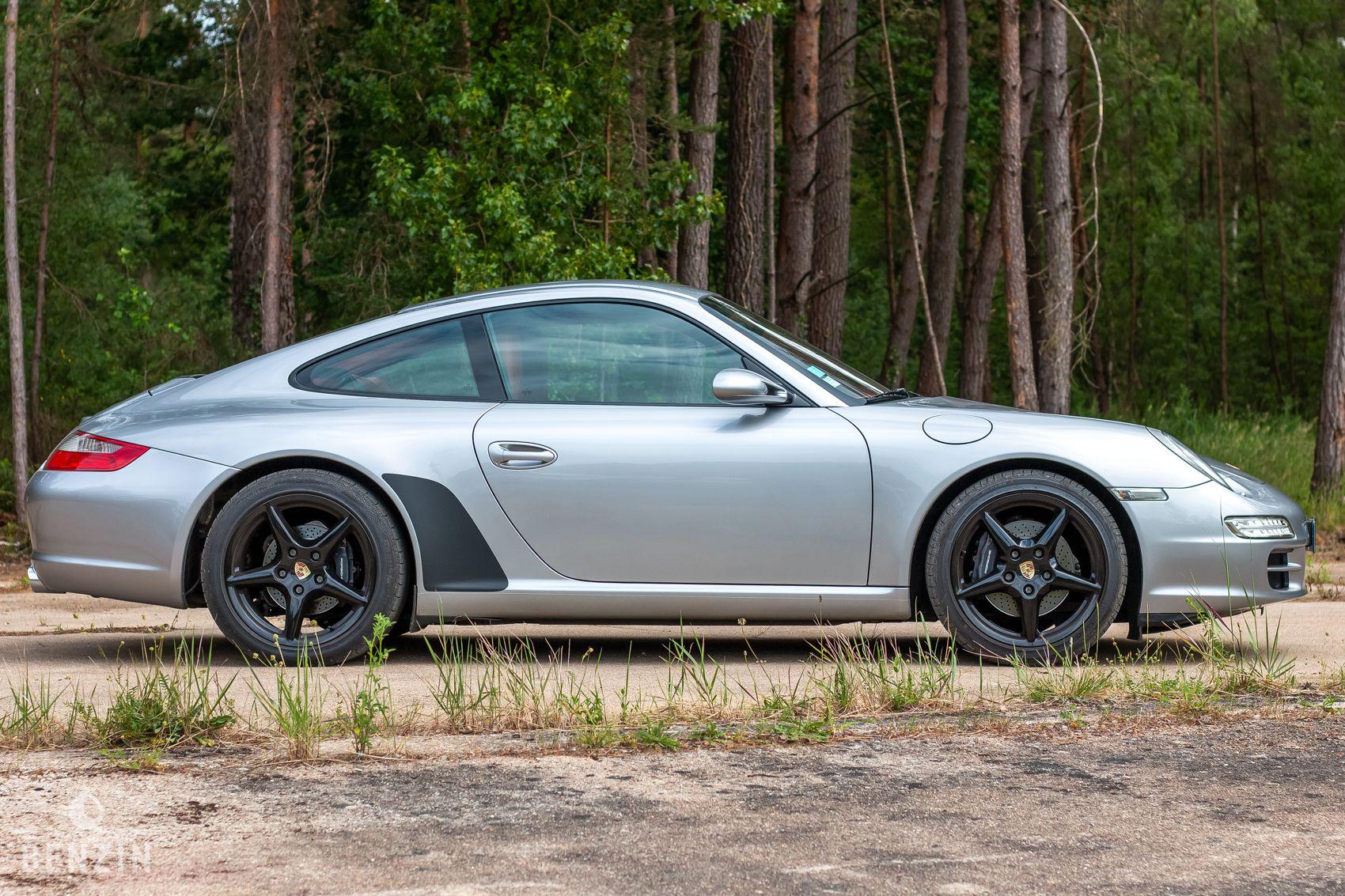 Porsche 997 carrera à vendre se vende for sale te koop zu verkaufen