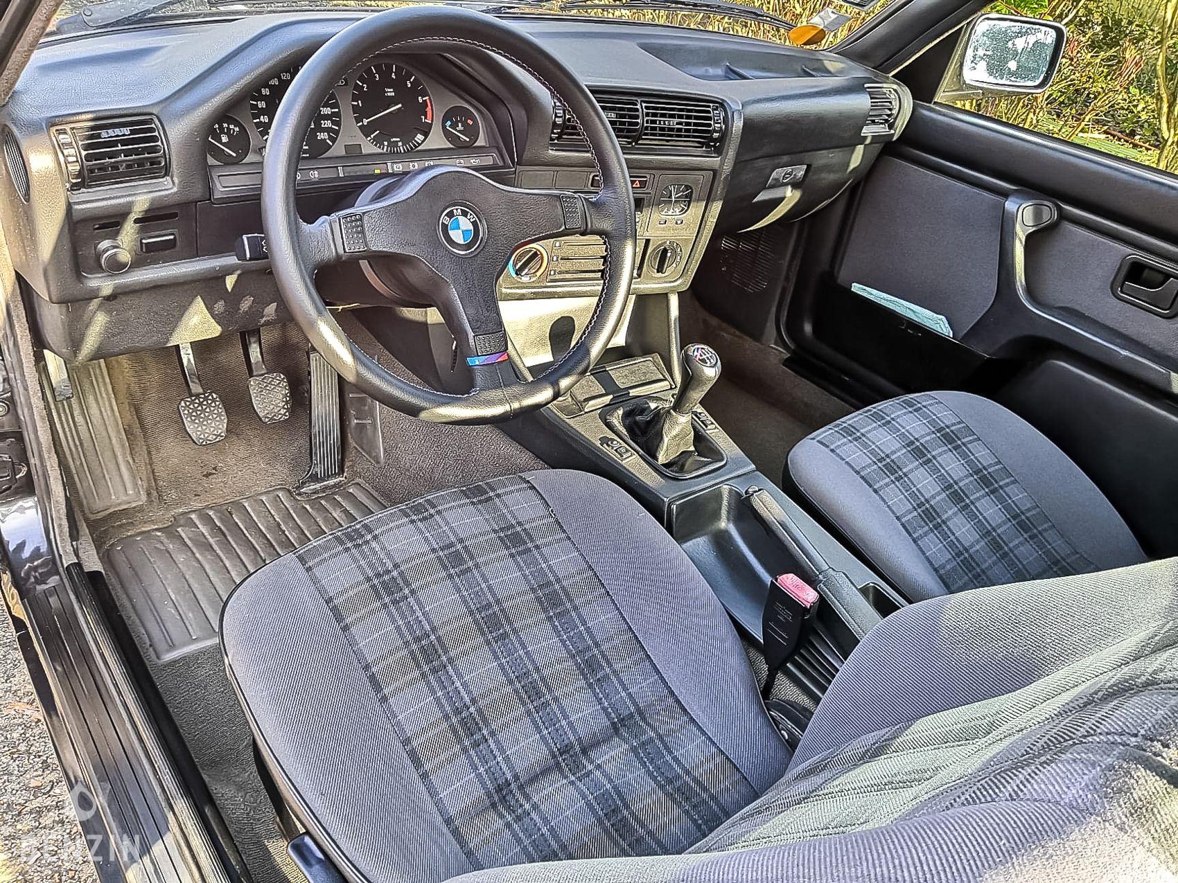 BMW 318is e30 occasion à vendre for sale te koop se vende zu verkaufen