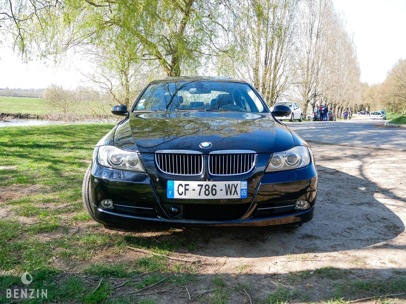 BMW 330i e90 occasion à vendre se vende for sale te koop zu verkaufen