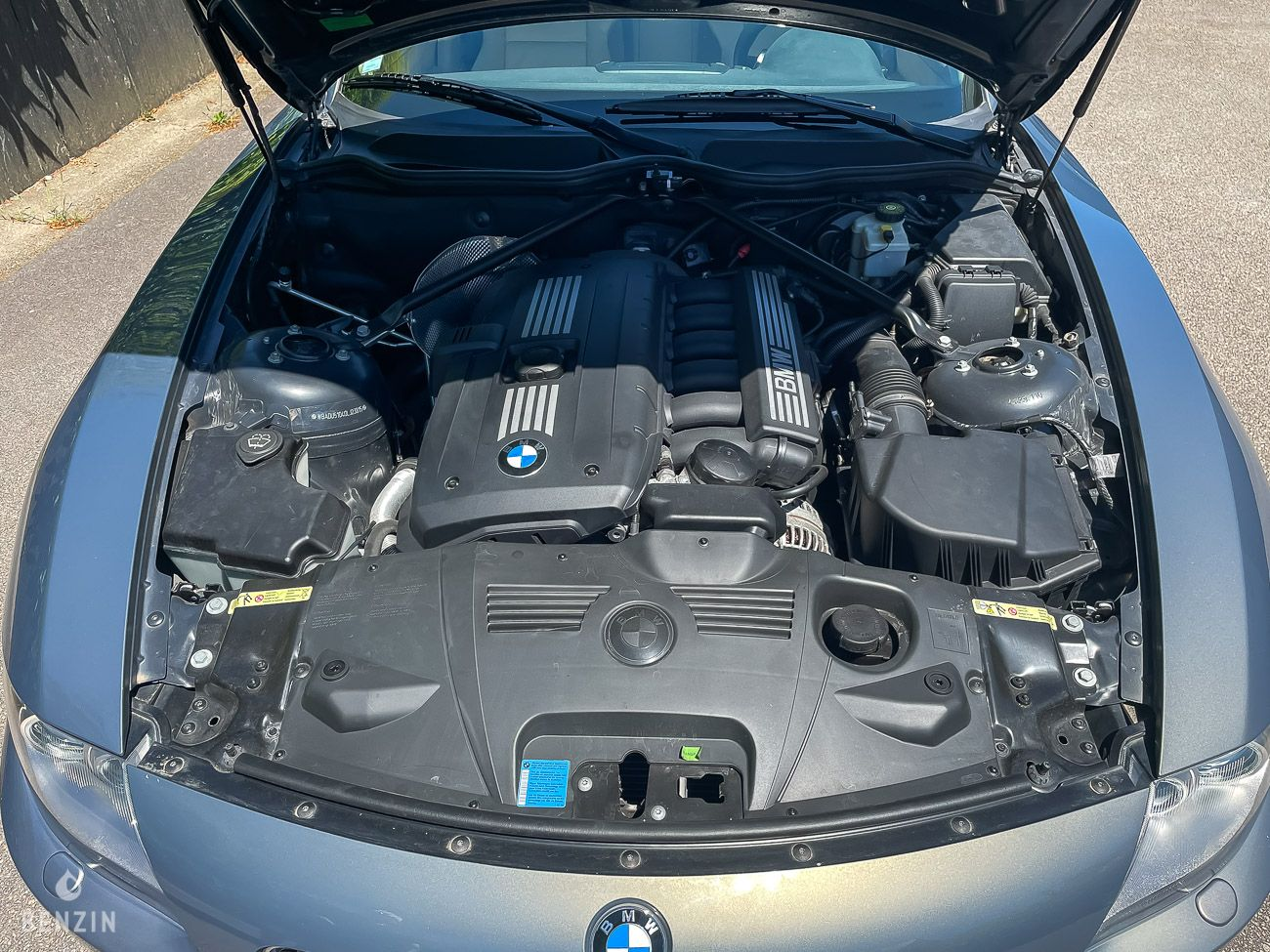 BMW Z4 COUPE 3.0 SI 2007 A VENDRE EN VENTE FOR SALE EN VENTA EN VENDITA TE KOOP SU VERKAUFEN