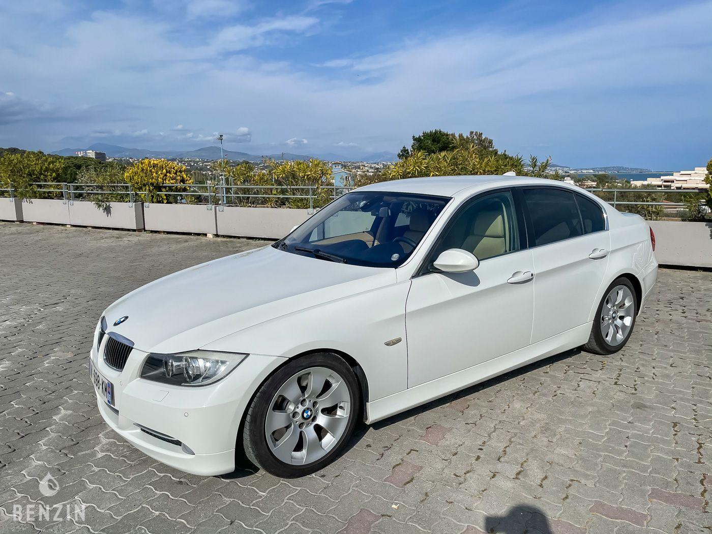 BMW 335i occasion à vendre se vende for sale te koop zu verkaufen