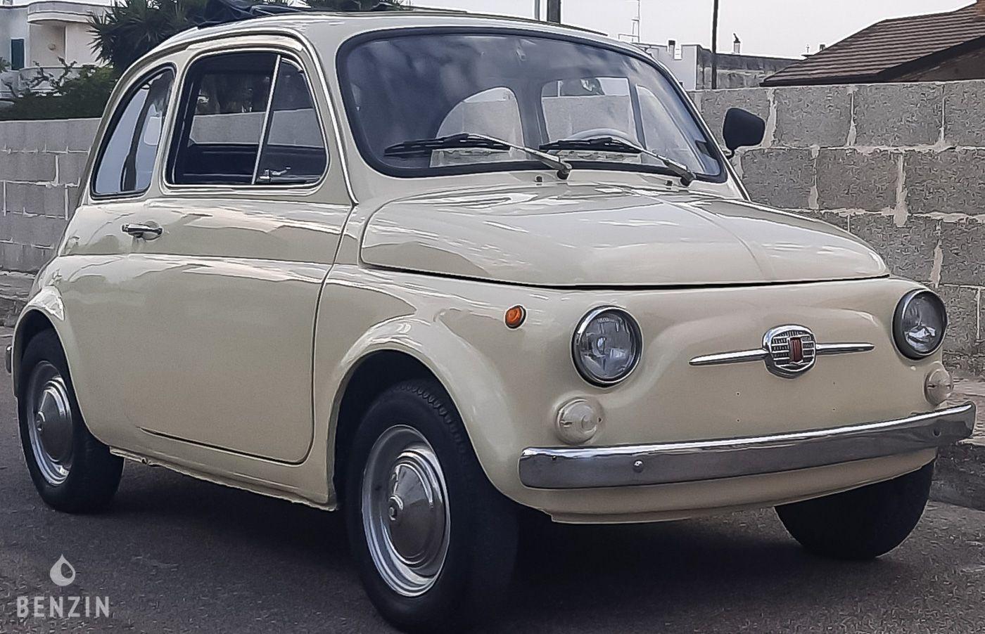 Fiat 500 F à vendre / Fiat 500 F to sell / Fiat 500 F verkaufen/ Fiat 500 F en venta