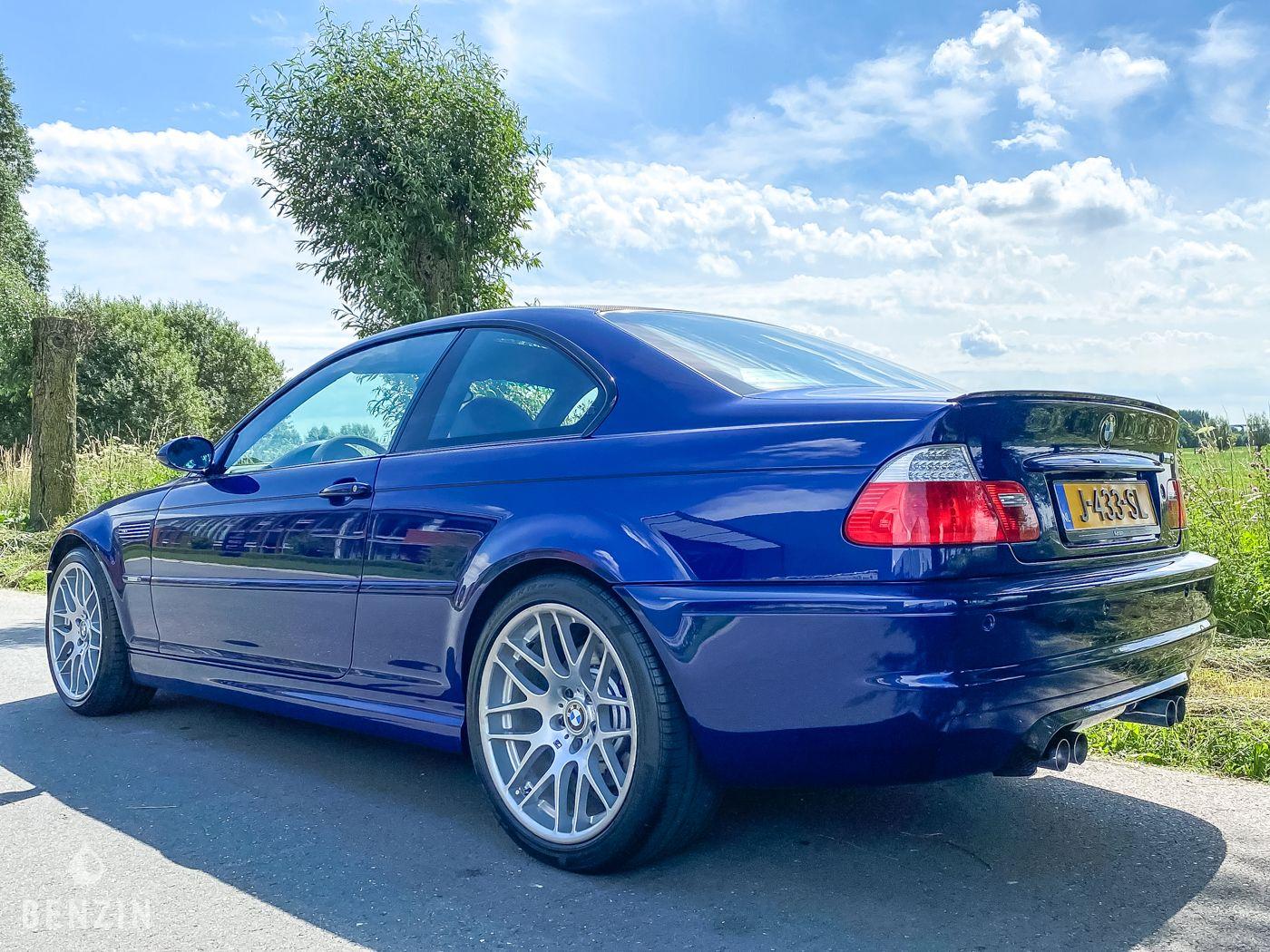 BMW M3 CS PACK COMPETITION E46 2005 A VENDRE OCCASION FOR SALE EN VENTA TE KOOP EN VENDITA SU VERKAUFEN