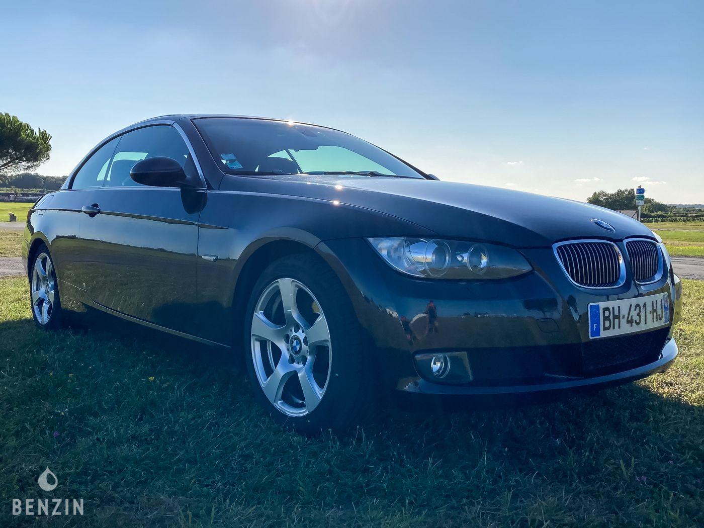 BMW 325i E93 2007 A VENDRE EN VENTE OCCASION FOR SALE EN VENTA EN VENDITA TE KOOP SU VERKAUFEN