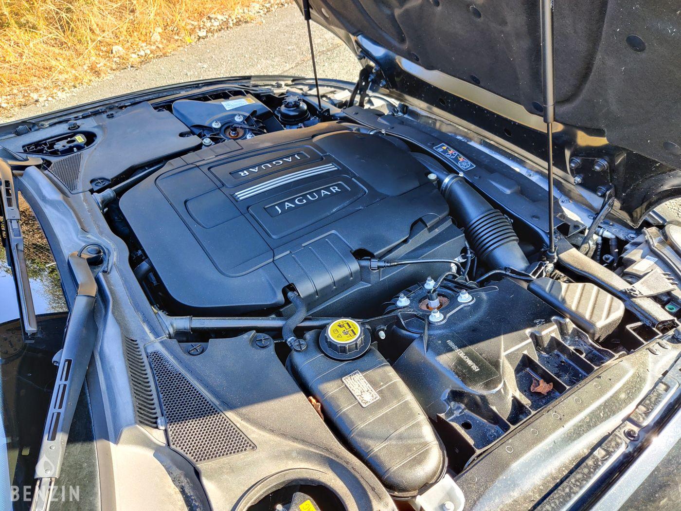 Jaguar XK 5.0 V8 Portfolio occasion à vendre se vende for sale te koop zu verkaufen