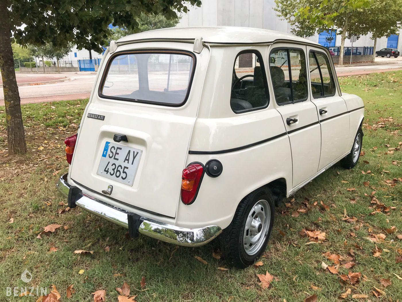 Renault 4 TL a vendre/ Renault 4 TL to sell/ Renault 4 TL verkaufen/ Renault 4 TL en venta