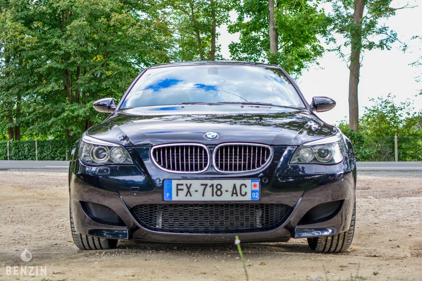 BMW M5 E60 LCI INDIVIDUAL OCCASION A VENDRE FOR SALE EN VENTA IN VENDITA ZU VERKAUFEN TE KOOP - 2008