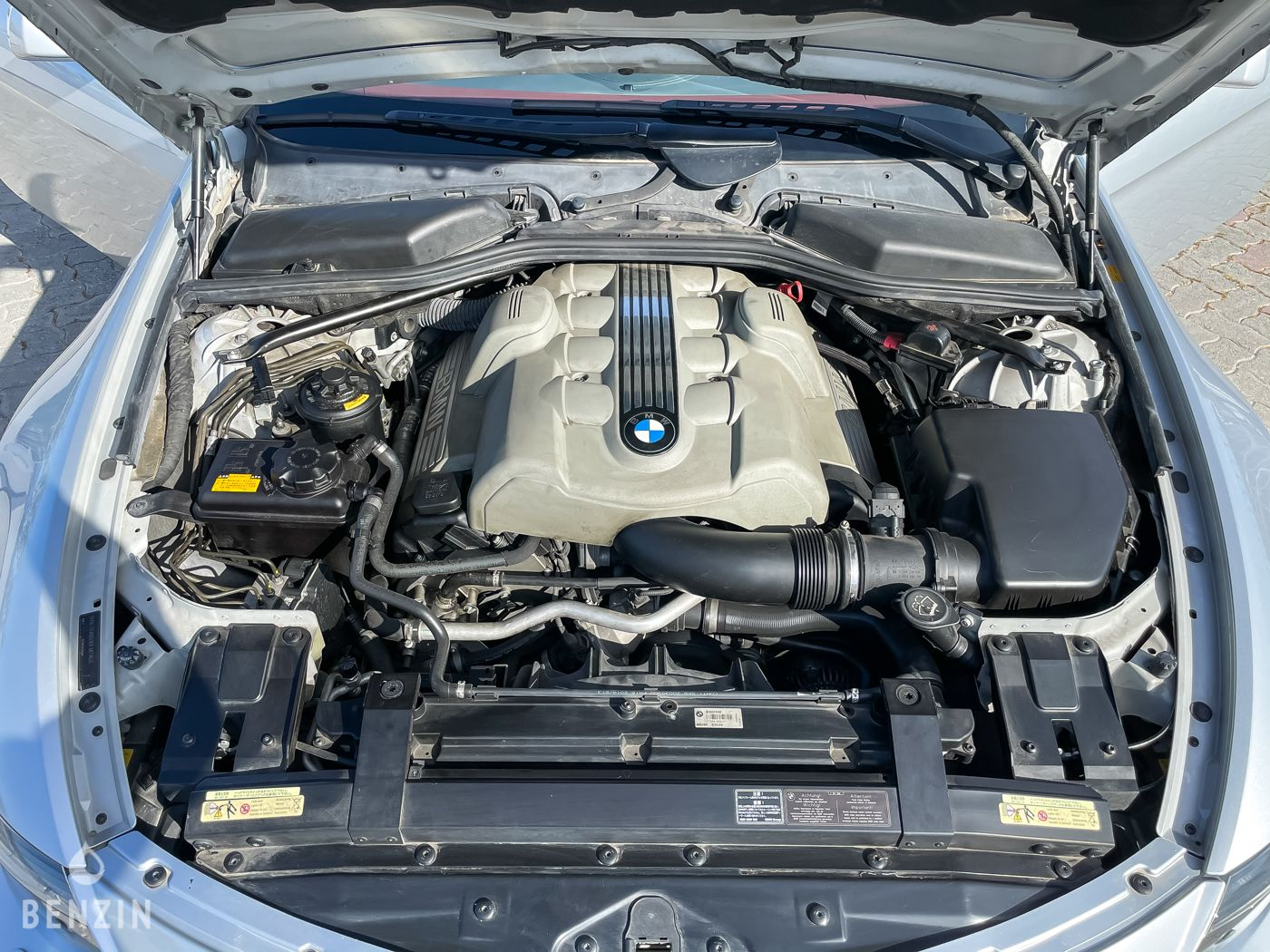 BMW 645ci occasion à vendre se vende for sale te koop zu verkaufen