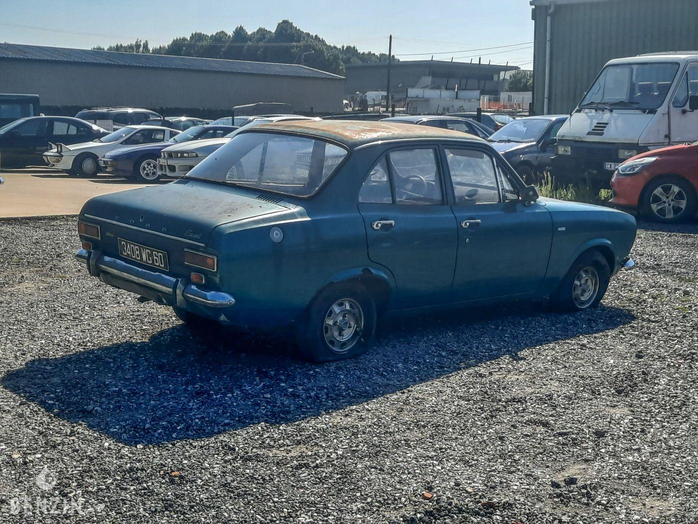 Ford Escort MK1 occasion à vendre se vende for sale te koop zu verkaufen
