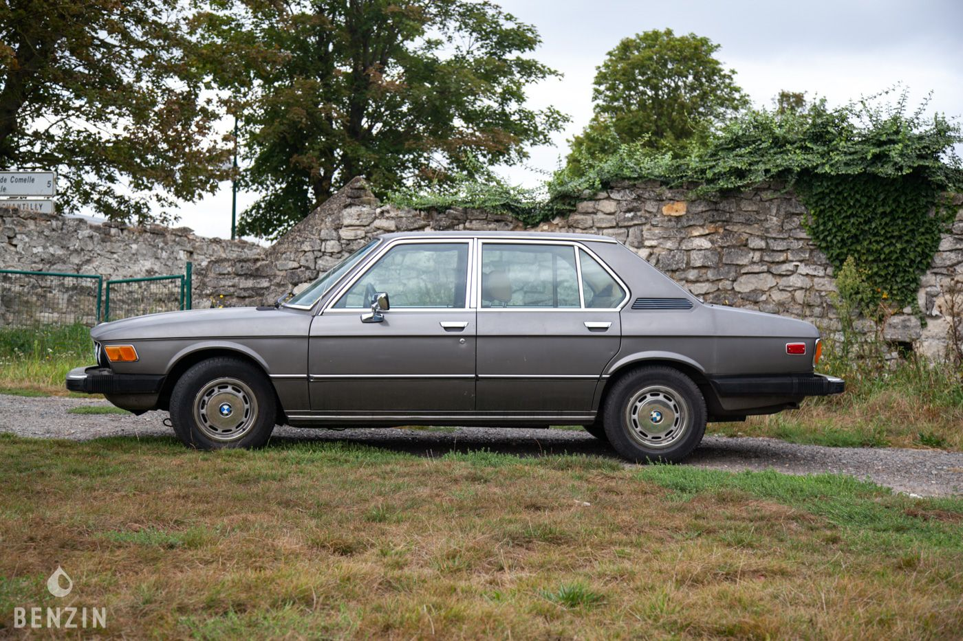 BMW 530i e12 US OCCASION A VENDRE EN VENTA IN VENDITA ZU VERKAUFEN TE KOOP - 1977