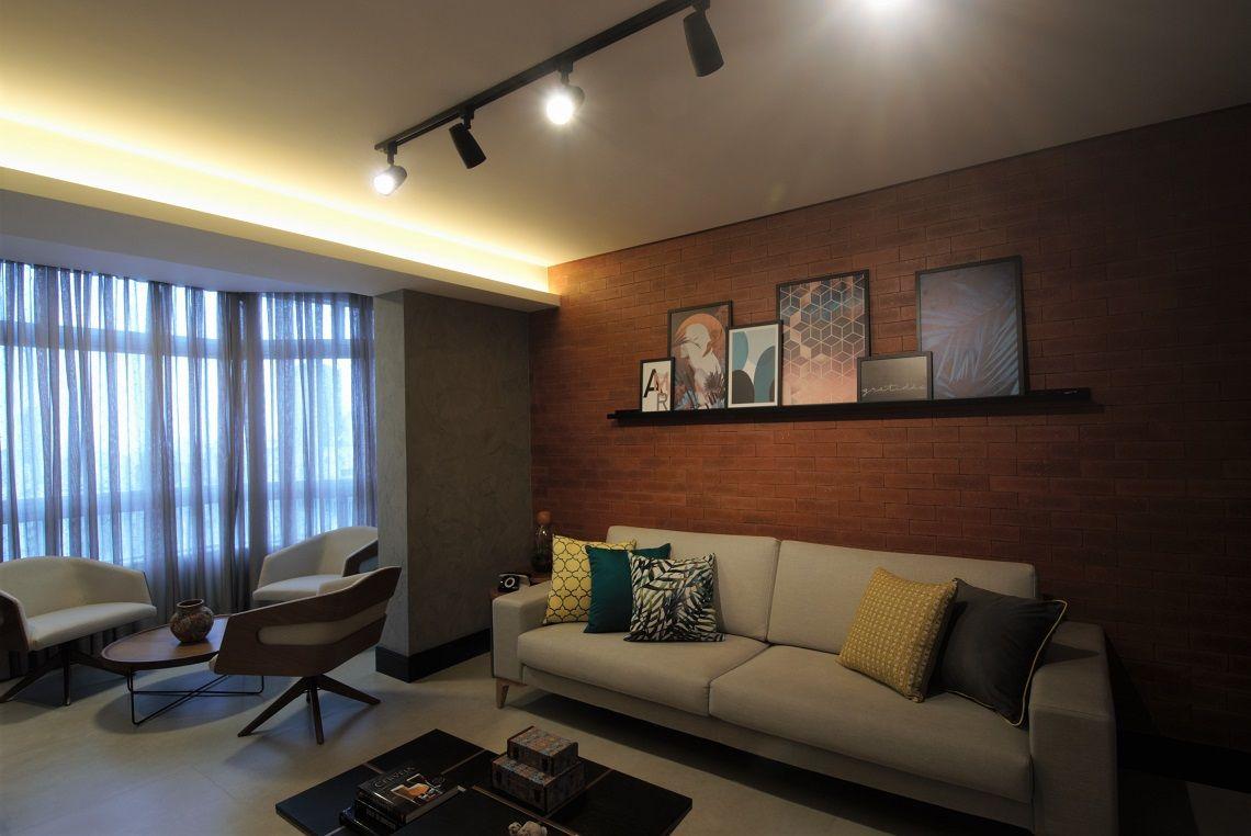 Reforma apartamento_Relato de projeto