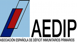 Logo: ASOCIACION ESPAÑOLA DE DÉFICITS INMUNITARIOS PRIMARIOS