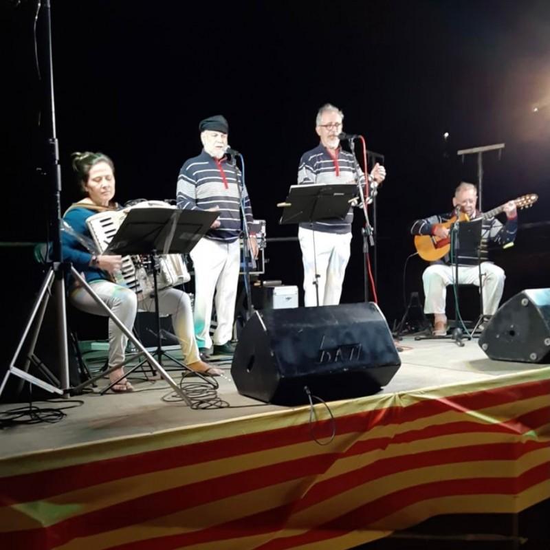 image: Havaneres amb el grup Mar Brava
