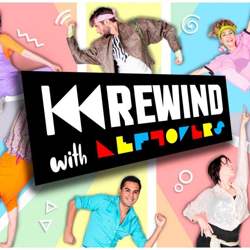 Photo: Tarda de dansa amb Rewind (Cia. Leftovers)  i Balance (Cia. Kübik) a càrrec de l'Espai Jove la Bàscula