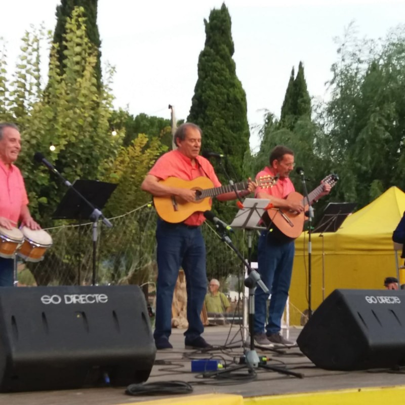 Photo: Vesprada d'Havaneres a càrrec de la Marina Musical