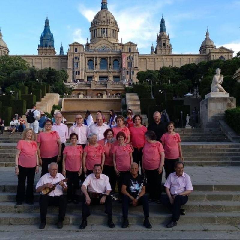 Photo: Vesprada d'Havaneres a càrrec de Grup Folk Montjuïc