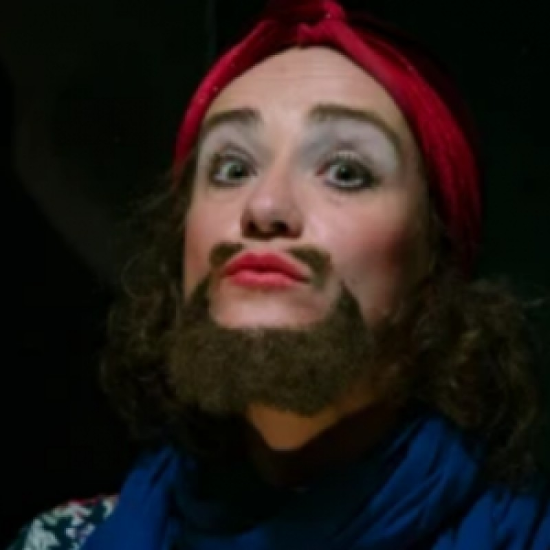 image: Espectacle de circ: Dones de Circ ( companyia Teatro Sobre Ruedas) 1er passi