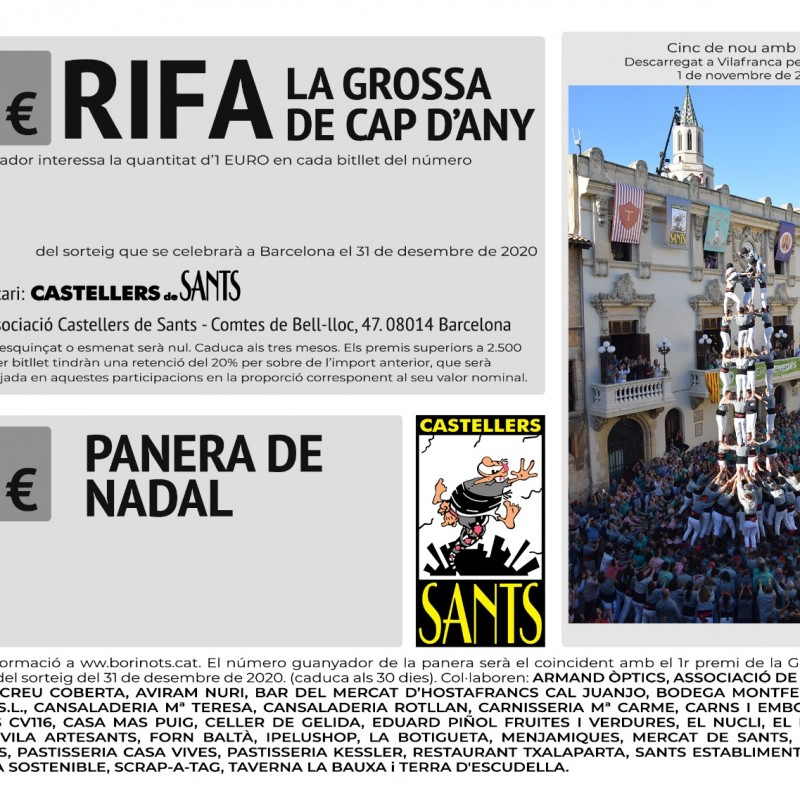 Photo: RIFA La grossa de cap d'any