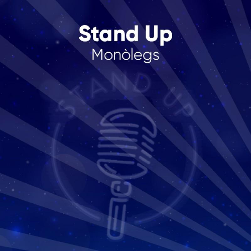 image: Stand Up amb Charlie Pee, Josep Català, Marc Sarrats, Modgi, MC: Raquel Hervás