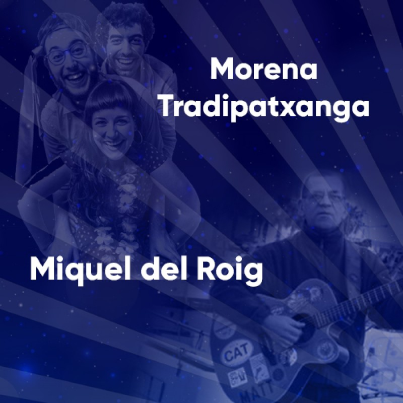 image: Morena Tradipatxanga + Miquel del Roig