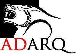 Logo: ASOCIACIÓN NACIONAL DE DIBUJANTES E ILUSTRADORES DE ARQUEOLOGÍA - ADARQ