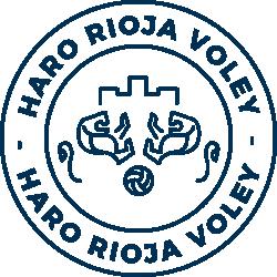 Logo: Haro Rioja Voley