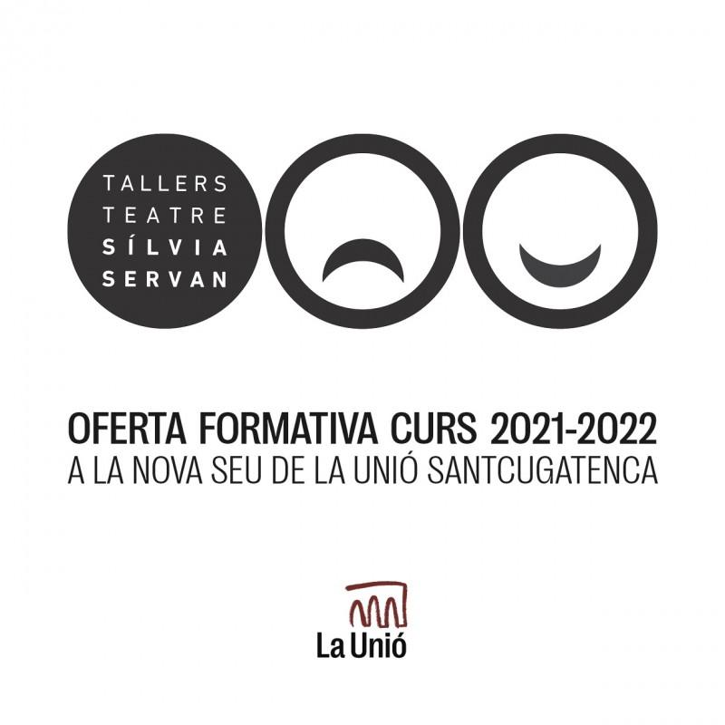 Photo: Tallers de Teatre curs 2021 - 2022 per a joves de 1r a 3è d'ESO (Grups C)
