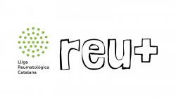 Logo: REU+ / LLIGA REUMATOLOGICA CATALANA