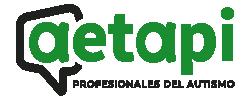 Logo: Asociación Española Profesionales del Autismo -AETAPI-