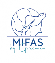 Logo: MIFAS by Grecmip