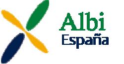 Logo: Asociación Albi