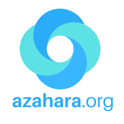Logo: Associació Azahara