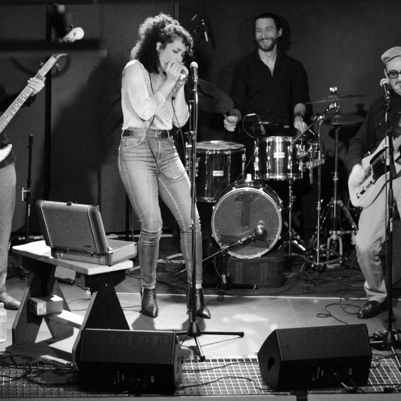 image: Sweet Marta & The Blues Shakers