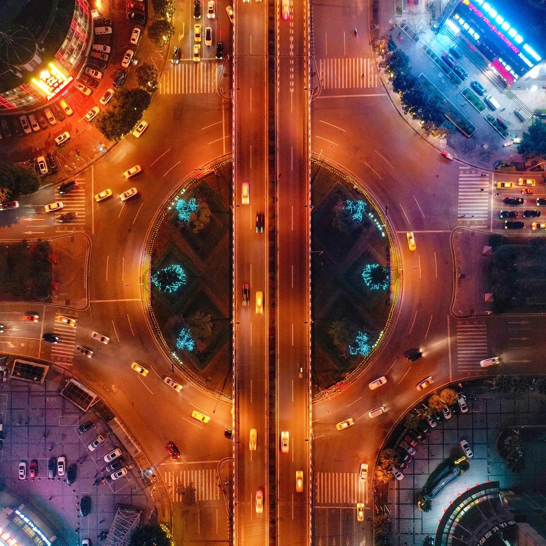 Куриерът и дигиталният град