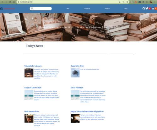 not-fuelcell theme screenshot