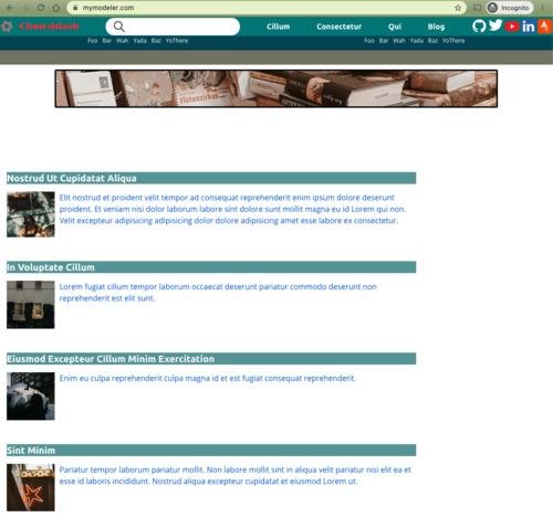 not-slashdot theme screenshot
