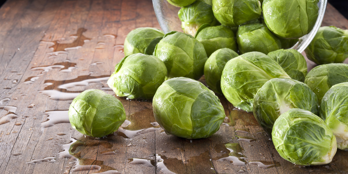 What's in Season: Brussels Sprouts
