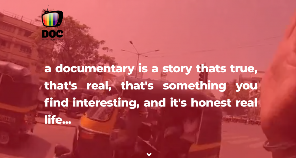 DDOC Films Website