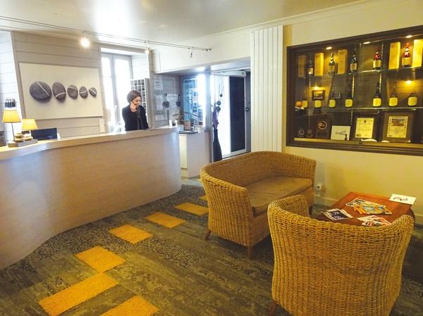 Hotel de la Marine, Arromanches
